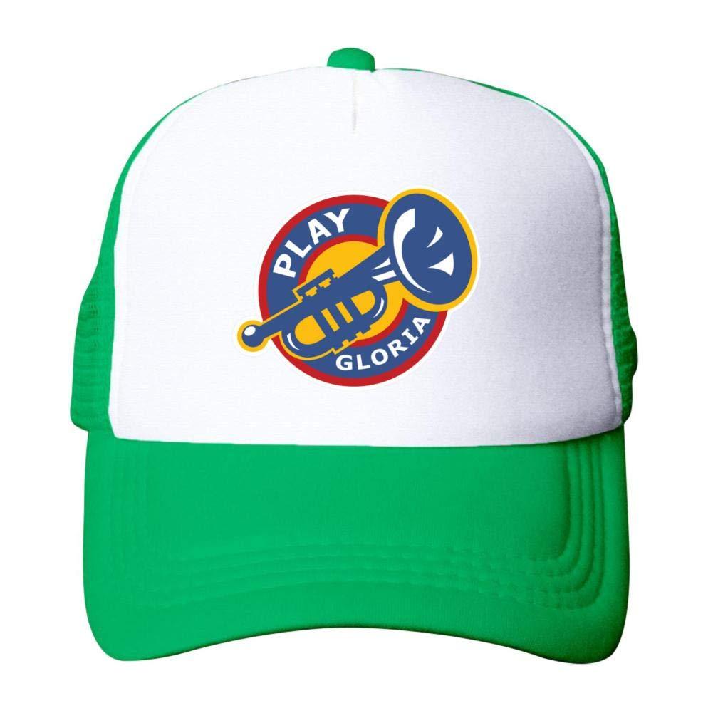 Summer Baseball Cap Adjustable Adult Net Cap Play Gloria:WUROIMK Sun Protection Casual