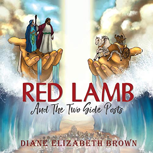 - Red Lamb And The Two Side Posts