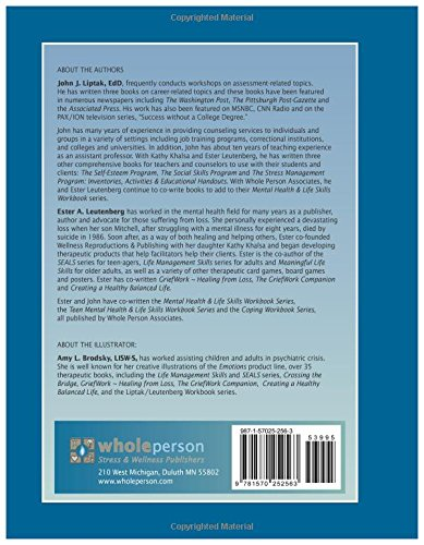 Coping With Anxiety Workbook - Facilitator Reproducible Guided ...