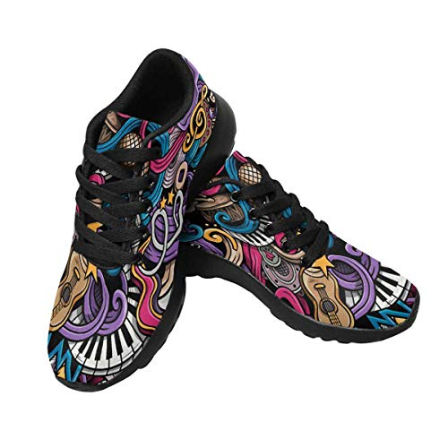 Multi InterestPrint Cross 3 Running Women's Trainers Sneakers pw1nXfTqw