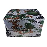 3 horse power boat motor - Homyl Trailerable Outboard Boat Motor Engine Cover 2-300 Horsepower - Camo Heavy Duty Water, Mildew, and UV Resistant - for 2-5 HP Engines