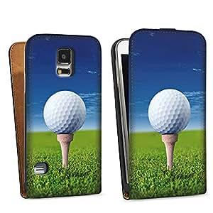 Diseño para Samsung Galaxy S5 DesignTasche black - Golfer's Paradise