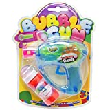 Bubble Gun Blower Shooter With Bubble Solution Birthday Party Bubbles Toy.