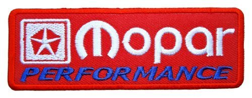 Mopar-Performance-Parts-Jeep-Accessories-Logo-Shirts-Embroidered-Iron-or-Sew-on-Patch-by-Twinkle-Lable