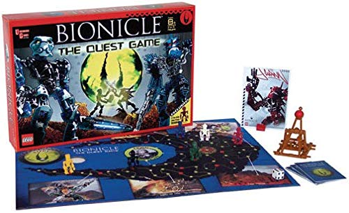 Lego Bionicle: The Quest Game ()