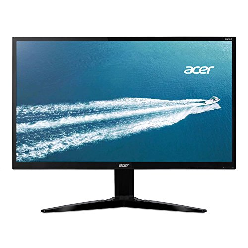 "Acer 27"" KG1 Widescreen Monitor Full HD Display 16:9 1ms 75Hz (Certified Refurbished)"