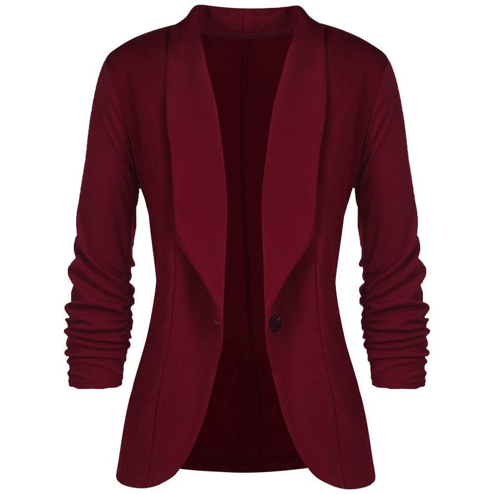 Fashion Office Ladies OL Style Blazer Elegant Slim Formal Suits Boomboom Winter Clothes