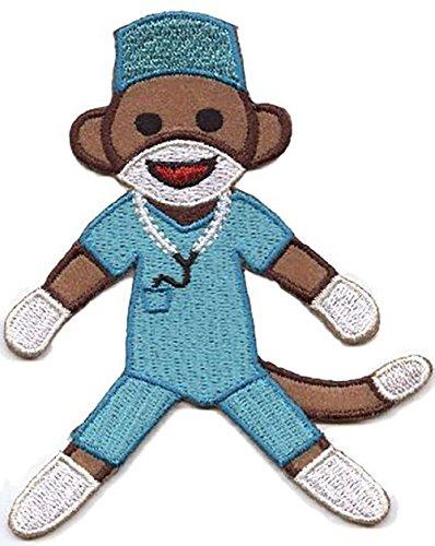Nurse Black Puppet ([Single Count] Custom and Unique (3-1/4