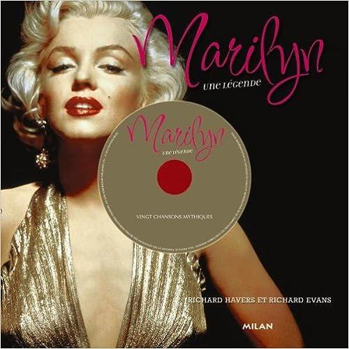 Télécharger en ligne Marilyn une légende pdf