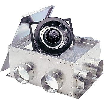 Fantech Cvs 300a Multi Port Ventilation 4 Points 355 Cfm
