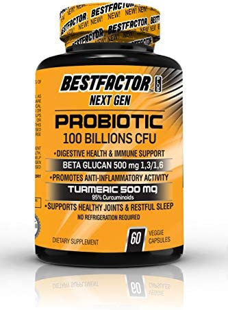BESTFACTOR Plus Next Gen Supplements product image