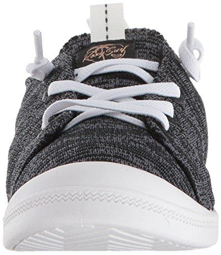 Roxy Women's Bayshore Sport Slip on Shoe Fashion Sneaker, Black, 8.5 M US by Roxy (Image #4)