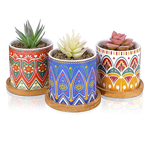 Light Up Garden Plant Pots in US - 1