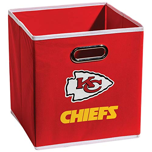 Franklin Sports Kansas City Chiefs Collapsible Storage for sale  Delivered anywhere in USA