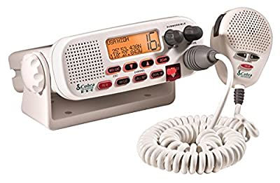 Cobra Electronics Class-D Fixed Mount VHF Radio