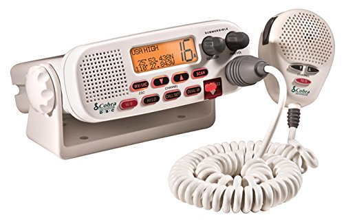 Cobra Electronics MR F45-D Class-D Fixed Mount VHF Radio by Cobra