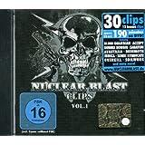 Various Artists Nuclear Blast Clips Vol 1 DVD 2011