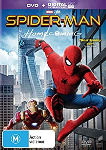 Spider-Man - Homecoming (DVD + Digital)