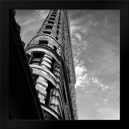 Beneath Flatiron Building Framed Art Print by Pica, Jeff ()
