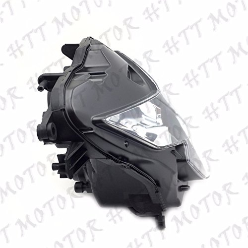 HTTMT CFP-1035-5- Motorcycle Headlight Light Head Lamp Compatible with Suzuki 2004-2005 GSXR 600 GSX-R 750 04 05 US