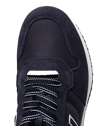 Hogan Sneakers Uomo Sneakers Interactive N20 H Flock Mod. HXM2460V580