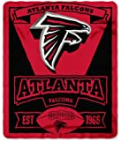 NFL Marque Printed Fleece Throw