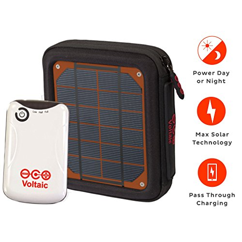 Voltaic Solar Charger - 1