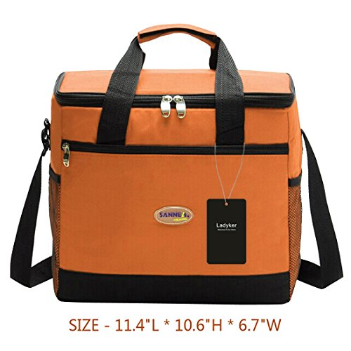 16 can cooler lunch box - 8
