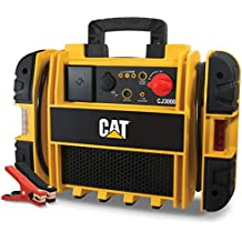 CAT CJ3000 Professional Jump Starter: 2000 Peak/1000 Instant Amps with Built-In Power Switch
