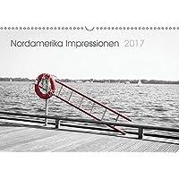 Nordamerika Impressionen 2017 (Wandkalender 2017 DIN A3 quer): Besondere Stadt- und Landschaftsmotive aus New York und Kanada. (Monatskalender, 14 Seiten ) (CALVENDO Orte)