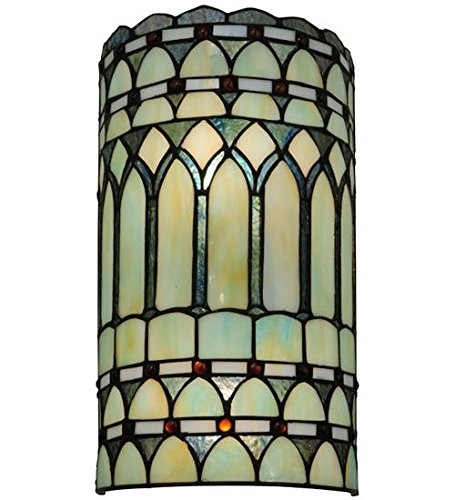 Meyda Tiffany 134526 Aello Wall Sconce, 8