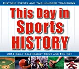 img - for This Day in Sports History 2014 Boxed/Daily (calendar) book / textbook / text book