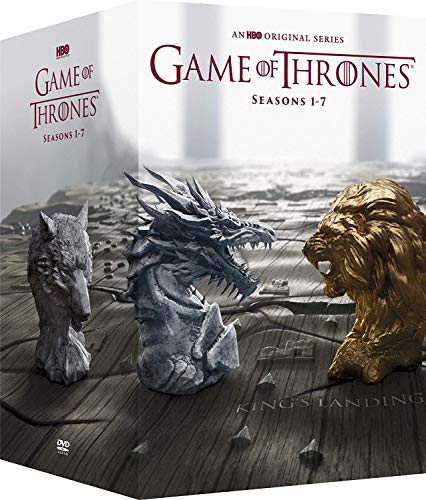 Price comparison product image Game of Thrones: The Complete Seasons 1-7 DVD