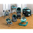 Baby Bundle Collection, Baby Gear Bundle Collection, Travel System, Play Yard, High Chair, Musical Swing or Bouncer (Geo Pooh)