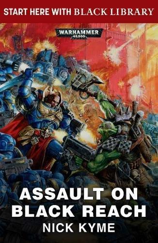 Assault on Black Reach (Black Library Summer Reading)