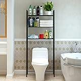 OLQMY-Toilet, Toilet, Toilet Frame, Simple Bathroom, Multifunctional Floor Rack, Balcony Washing Machine Shelf