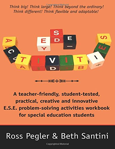 E.S.E. Activities (ESE Activities) ebook