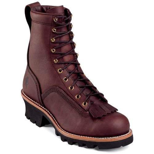 Chippewa Logger Boots (Chippewa Men's 8
