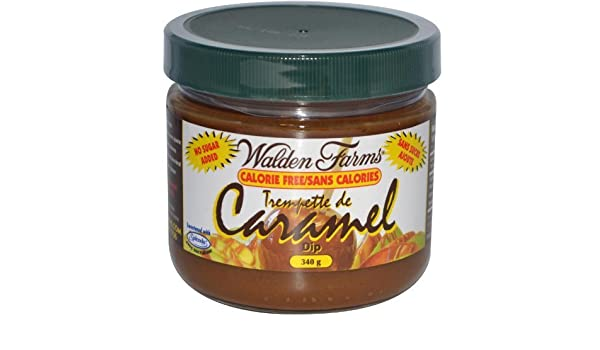 Amazon.com : Walden Farms Caramel Dip 12oz 3 Pack by Walden Farms : Grocery & Gourmet Food