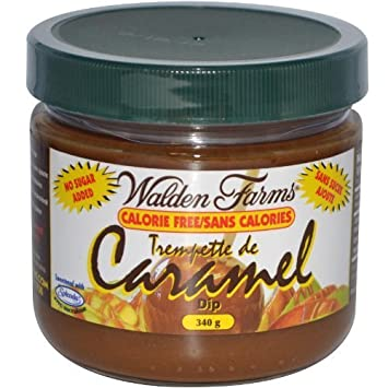 Walden Farms Caramel Dip 12oz 3 Pack by Walden Farms