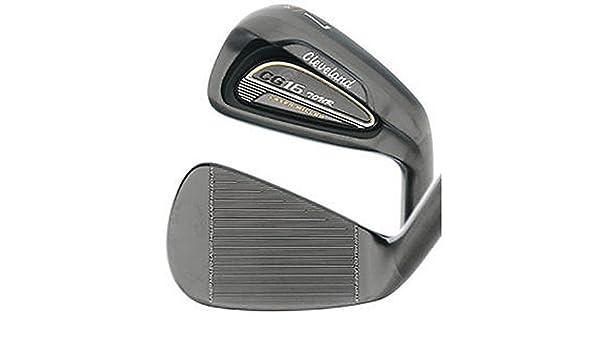 Cleveland CG16 Tour - Palo de golf, hierro 7, color negro y ...