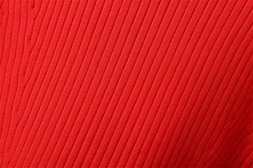 JOTHIN - Jerséi - para mujer Rojo