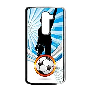 Good Quality Phone Case Designed With FOOTBALL GAME For LG G2