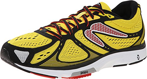 Newton Running Mens Kismet, Yellow/Black, 7.5 D