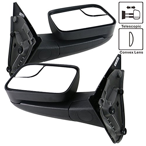 03 dodge ram towing mirrors - 9