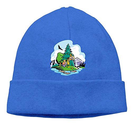 All That Jazz Velvet Hat (HG&&GH Prevent Wild Fires Winter Ski Men/Women Skull Cap Knitting Wool Warm Beanie Cap For Unisex)