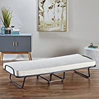 InnerSpace Luxury Products F B Torino Folding Bed, Cream
