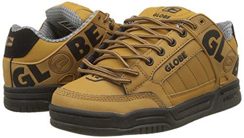 Globe Chaussures Tilt Pour bl 16276 Noir Homme De Marron Skateboard Hiver xrxqPf5w