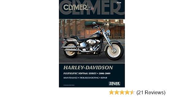 harley davidson fxstc service manual 2007