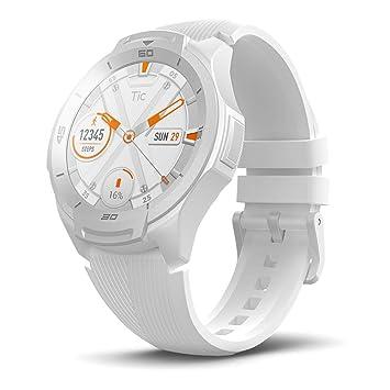 Ticwatch Montre connectée Mobvoi S2, sous Google Wear OS, Smartwatch de Fitness pour Les